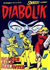 Cover for Diabolik Swiisss (Astorina, 1994 series) #36