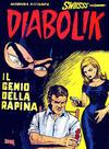 Cover for Diabolik Swiisss (Astorina, 1994 series) #32