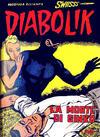 Cover for Diabolik Swiisss (Astorina, 1994 series) #40