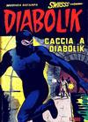 Cover for Diabolik Swiisss (Astorina, 1994 series) #41