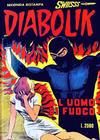 Cover for Diabolik Swiisss (Astorina, 1994 series) #42
