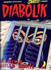 Cover for Diabolik Swiisss (Astorina, 1994 series) #43