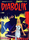 Cover for Diabolik Swiisss (Astorina, 1994 series) #44