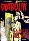 Cover for Diabolik Swiisss (Astorina, 1994 series) #48