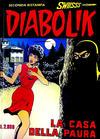 Cover for Diabolik Swiisss (Astorina, 1994 series) #51