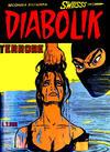 Cover for Diabolik Swiisss (Astorina, 1994 series) #54