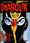 Cover for Diabolik Swiisss (Astorina, 1994 series) #57