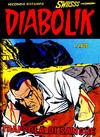 Cover for Diabolik Swiisss (Astorina, 1994 series) #55