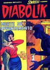 Cover for Diabolik Swiisss (Astorina, 1994 series) #31