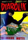 Cover for Diabolik Swiisss (Astorina, 1994 series) #53