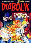 Cover for Diabolik Swiisss (Astorina, 1994 series) #50