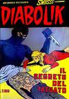 Cover for Diabolik Swiisss (Astorina, 1994 series) #52