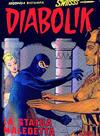 Cover for Diabolik Swiisss (Astorina, 1994 series) #39