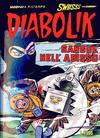 Cover for Diabolik Swiisss (Astorina, 1994 series) #46