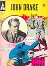 Cover for John Drake (I.K. [Illustrerede klassikere], 1967 series) #1