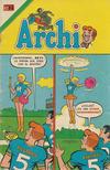 Cover for Archi Serie Avestruz (Editorial Novaro, 1975 series) #11
