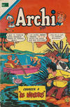 Cover for Archi Serie Avestruz (Editorial Novaro, 1975 series) #16
