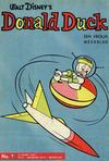 Cover for Donald Duck (Geïllustreerde Pers, 1952 series) #11/1963