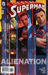 Cover for Superman (DC, 2011 series) #43