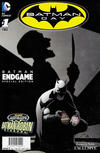 Cover Thumbnail for Batman Endgame: Special Edition (2015 series) #1 [Barnes & Noble Cover]