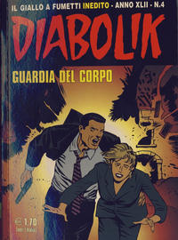 Cover Thumbnail for Diabolik (Astorina, 1962 series) #v42#4