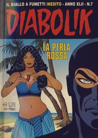 Cover Thumbnail for Diabolik (Astorina, 1962 series) #v42#7