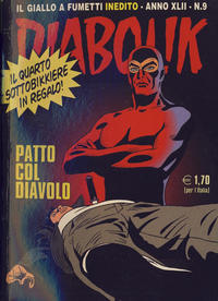 Cover Thumbnail for Diabolik (Astorina, 1962 series) #v42#9