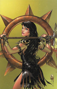 Cover Thumbnail for Xena (Dynamite Entertainment, 2006 series) #2 [Virgin Incentive Cover]