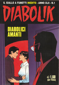Cover Thumbnail for Diabolik (Astorina, 1962 series) #v42#1