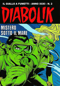 Cover Thumbnail for Diabolik (Astorina, 1962 series) #v31#2
