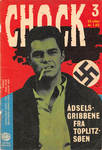 Cover Thumbnail for Chock (Interpresse, 1966 series) #3