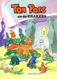 Cover Thumbnail for Tom Poes (Oberon, 1974 series) #11 - Tom Poes en de krakers