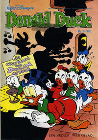 Cover Thumbnail for Donald Duck (Oberon, 1972 series) #11/1990