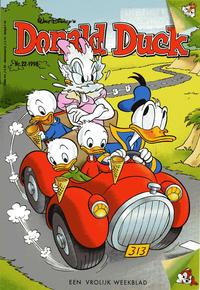 Cover Thumbnail for Donald Duck (VNU Tijdschriften, 1998 series) #22/1998