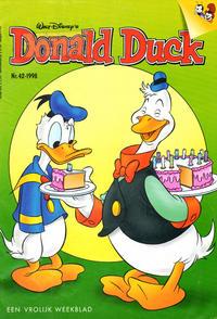 Cover Thumbnail for Donald Duck (VNU Tijdschriften, 1998 series) #42/1998