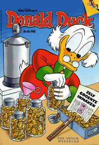 Cover Thumbnail for Donald Duck (VNU Tijdschriften, 1998 series) #46/1998