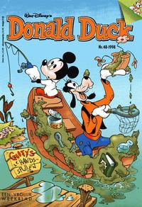 Cover Thumbnail for Donald Duck (VNU Tijdschriften, 1998 series) #48/1998