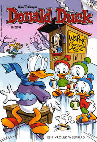 Cover Thumbnail for Donald Duck (VNU Tijdschriften, 1998 series) #2/1999