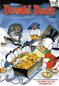 Cover Thumbnail for Donald Duck (VNU Tijdschriften, 1998 series) #3/1999