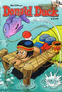 Cover Thumbnail for Donald Duck (VNU Tijdschriften, 1998 series) #10/1999