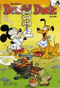 Cover Thumbnail for Donald Duck (VNU Tijdschriften, 1998 series) #15/1999