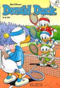 Cover Thumbnail for Donald Duck (VNU Tijdschriften, 1998 series) #24/1999