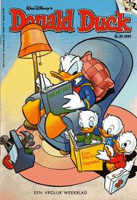 Cover Thumbnail for Donald Duck (VNU Tijdschriften, 1998 series) #29/1999