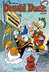 Cover Thumbnail for Donald Duck (VNU Tijdschriften, 1998 series) #32/1999