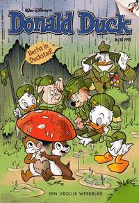 Cover Thumbnail for Donald Duck (VNU Tijdschriften, 1998 series) #38/1999