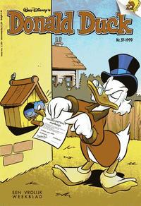 Cover Thumbnail for Donald Duck (VNU Tijdschriften, 1998 series) #37/1999