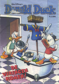 Cover Thumbnail for Donald Duck (Sanoma Uitgevers, 2002 series) #2/2006