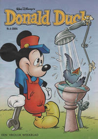 Cover Thumbnail for Donald Duck (Sanoma Uitgevers, 2002 series) #6/2006