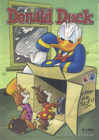 Cover Thumbnail for Donald Duck (Sanoma Uitgevers, 2002 series) #8/2006