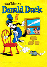 Cover Thumbnail for Donald Duck (Geïllustreerde Pers, 1952 series) #31/1970